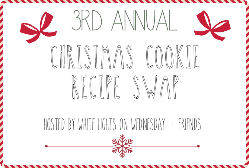 3rd Annual Christmas Cookie Recipe Swap! Your favorite bloggers swapped cookie recipes and hit the kitchen!  TONS of tried and tested cookie recipes!