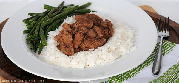how to slow cook steak tips