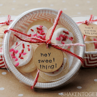 Hey Sweet Thing! Valentine Cookie Gifts