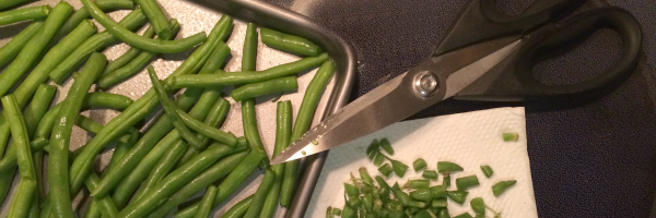 Make quick work of kitchen tasks with these time saving ways to use kitchen shears!