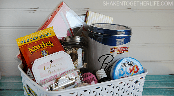 Enter to win an Easter basket filled with my favorite treats, Easter goodies, craft supplies & even a Young Living Essential oil!