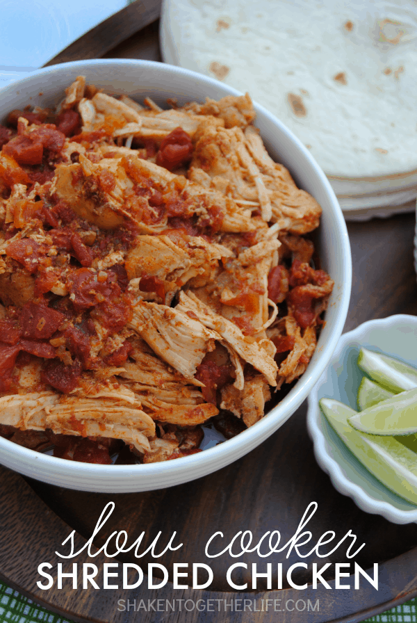 Slow cooker shredded chicken forumfinder Choice Image