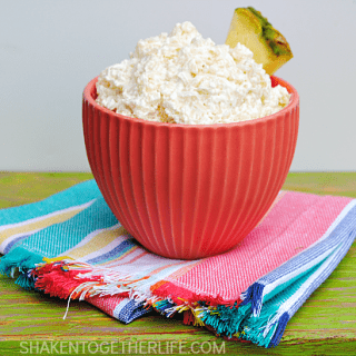 Hawaiian Rice Pudding {aka Rice Hawaiian}