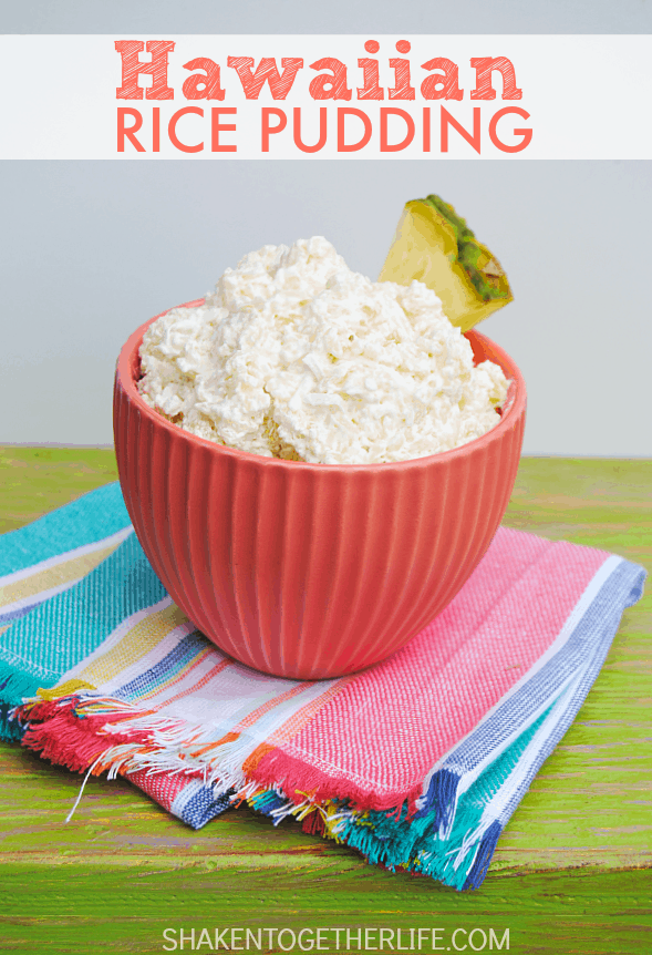 Rice Pudding With Macadamia Nut Topping Recipe — Dishmaps