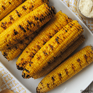 Easy Grilled Sweet Corn – Fresh from Florida!