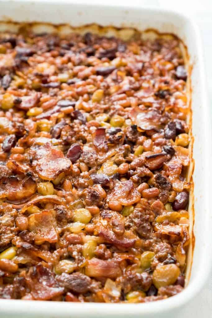 Calico Beans – The BEST Baked Beans!
