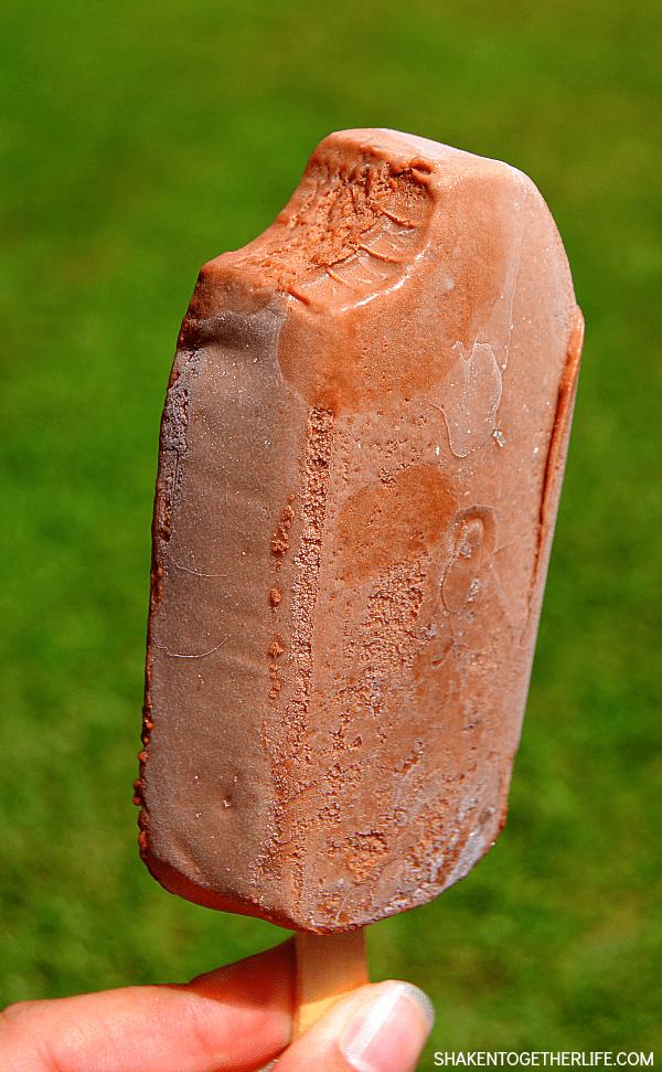 Weight Watchers Chocolate Ice Cream Bar