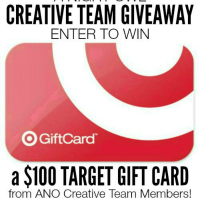 Target Gift Card Giveaway!! Enter to win a $100 Target gift card from the A Night Own creative team!