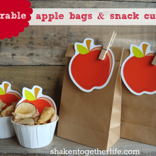 Apple Bags & Apple Snack Cups