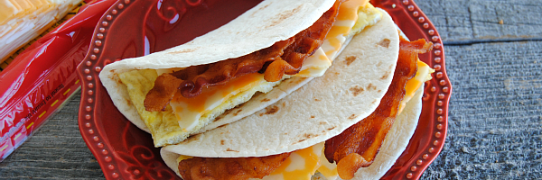 These Breakfast Soft Tacos could not be easier to make - plus they are kid approved and freezer friendly!