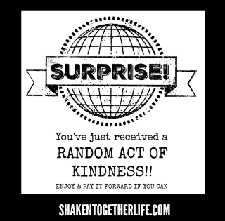 It is Random Acts of Kindness Week! Want to spread some smiles, joy and generosity around your community? Print out our Printable Random Acts of Kindness Tags and attach or leave them as you commit your #RAK!