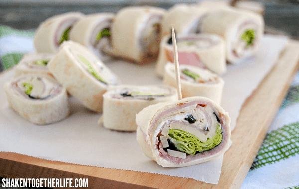 Sick of sandwiches? Need quick and easy party food? Make a bunch of our Ham & Cheese Roll Ups - you will love all those layers of flavor!