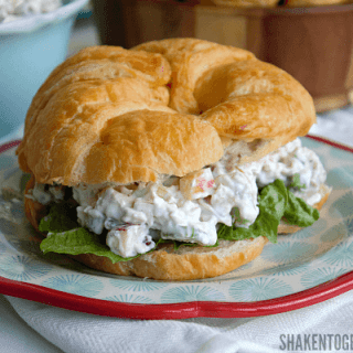 Grandma's Secret Ingredient Chicken Salad Recipe