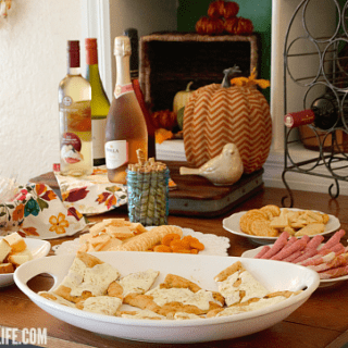 Host a Fall Wine Tasting Party