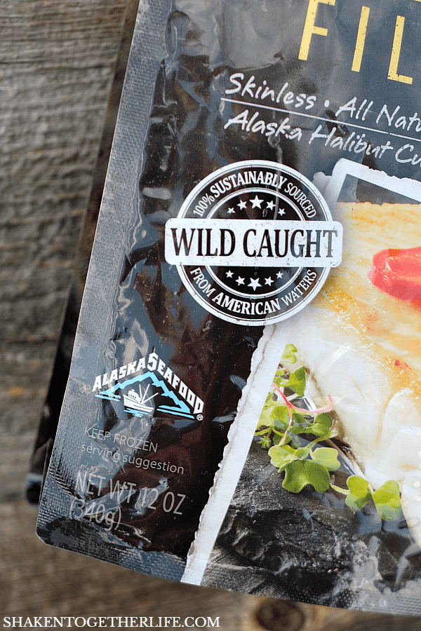 Alaska Seafood - like our halibut fillets - is always wild caught and never farm raised. Halibut is firm but flaky with snow white flesh and a sweet, delicate flavor.
