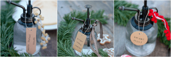 With our Holiday Room Spray Recipes with essential oils, you can make room sprays that smell just like holiday treats! Start with the simple room spray base and customize it with essential oils to create Sweet Mint, Gingerbread Cookies and even Lemon Pound Cake scented room sprays! Perfect for foodies, friends and family ... even better, these holiday treats have zero calories and make awesome gifts!