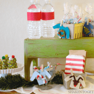 Mini Felt Ugly Sweaters & Ugly Sweater Party Favors