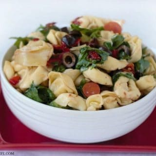 Tuscan Pasta Salad & Summer Recipes with Essential Oils