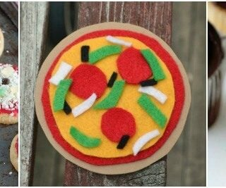 The BEST Ideas for a Pizza Party - includes pizza themed food, activities, desserts, decorations and more!