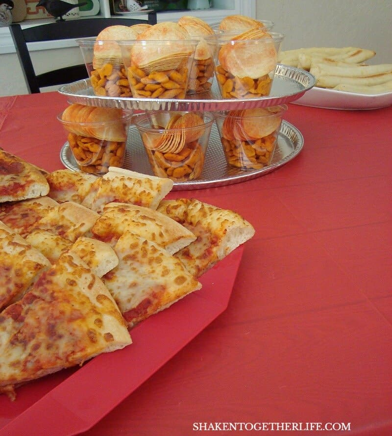 The best ideas for a pizza party shaken together check out the best ideas for a pizza party lunch was pizza bread sticks forumfinder Choice Image