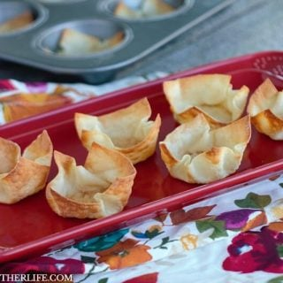 How to Make Wonton Cups & Delicious Ways to Fill Them!