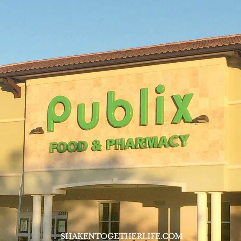 Head to Publix for everything you need as I show you how to host girls game night!