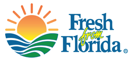 It's strawberry season so keep your eyes peeled for the Fresh from Florida logo - especially on the berries you can use to make this Pink Strawberry Fluff Salad!