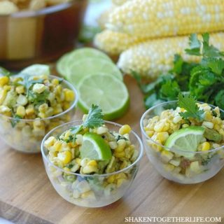 Fresh corn and creamy avocado are the stars of this savory Summer side dish. Our Corn & Avocado Salsa with lime, cilantro & cumin can be scooped with chips, added to a taco or eaten straight up with a fork!