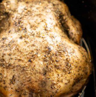whole chicken in crock pot