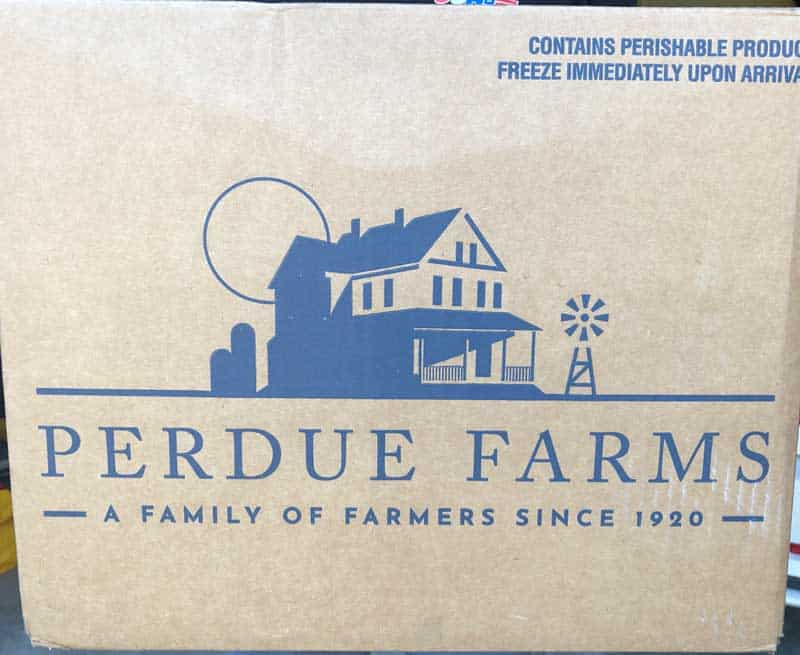 perdue farms box